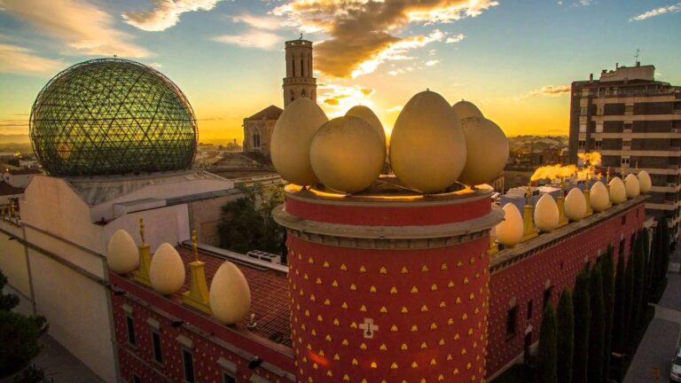 Teatro-Museo Dalí / Barcelona
