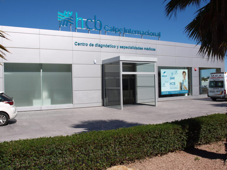 Клиника HCB Calpe Internacional