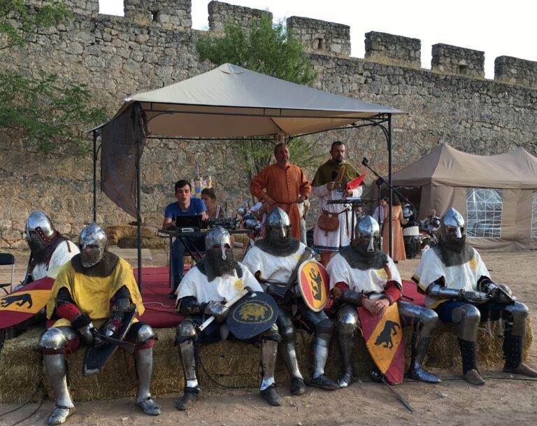 Campeonato Europeo Abierto de lucha medieval histórica