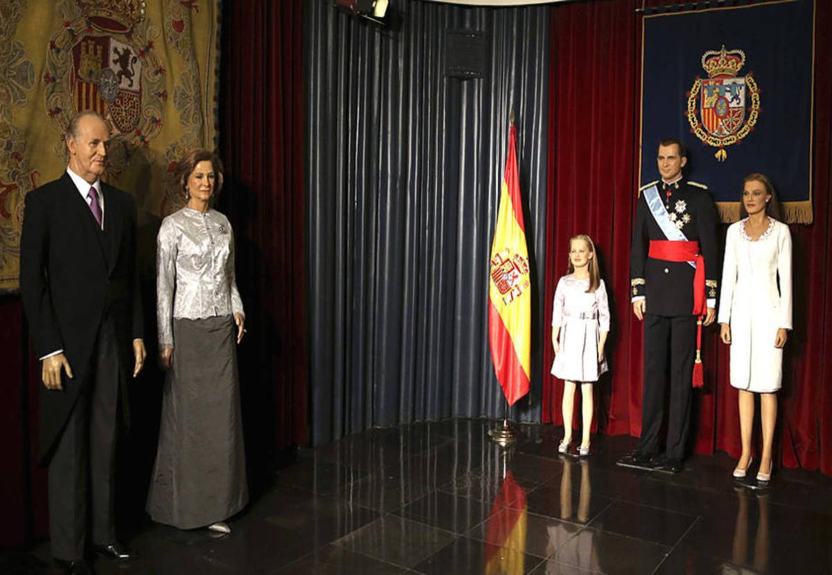 El Museo de Cera de Madrid