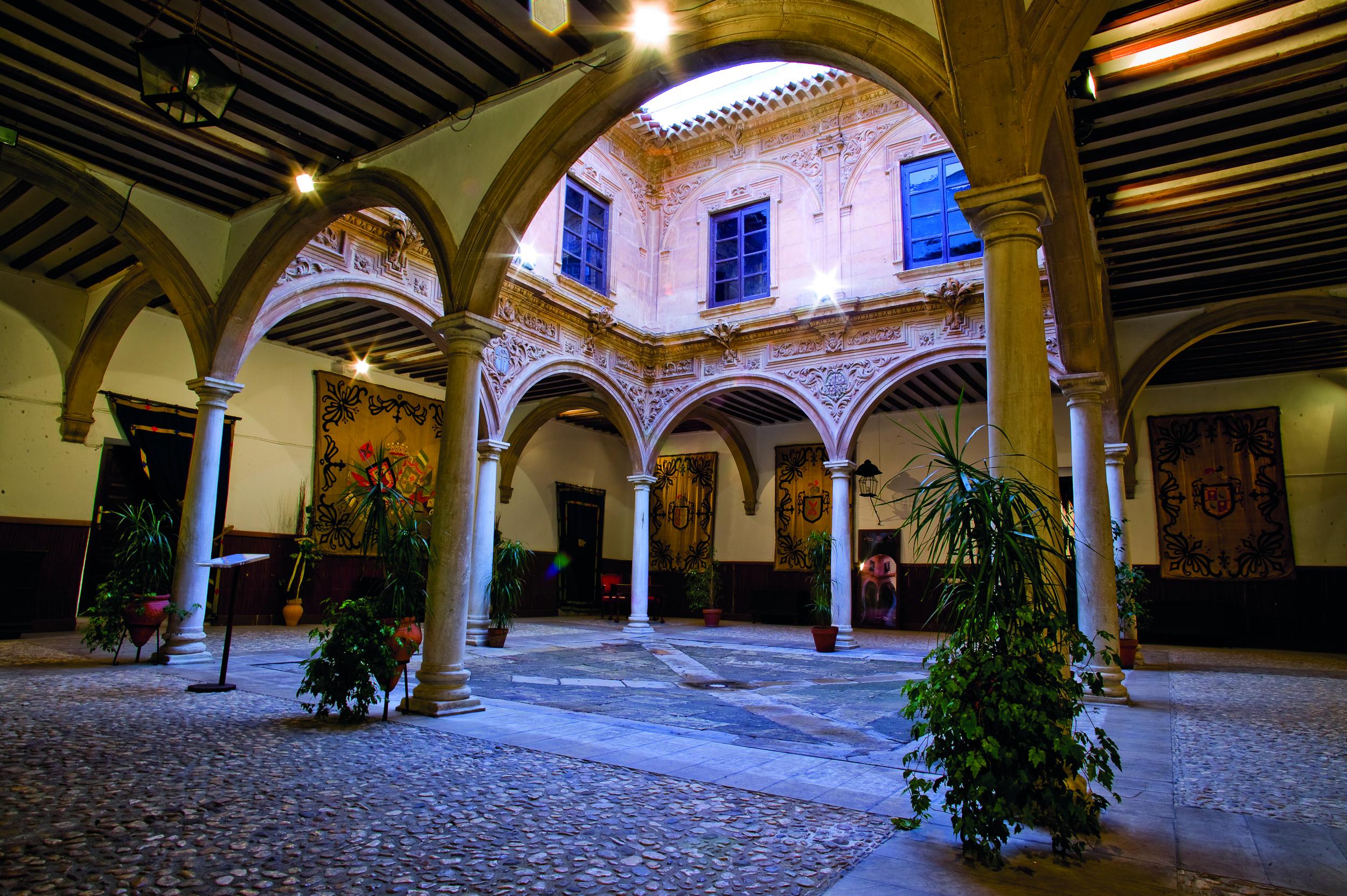 palacio de guevara de Lorca