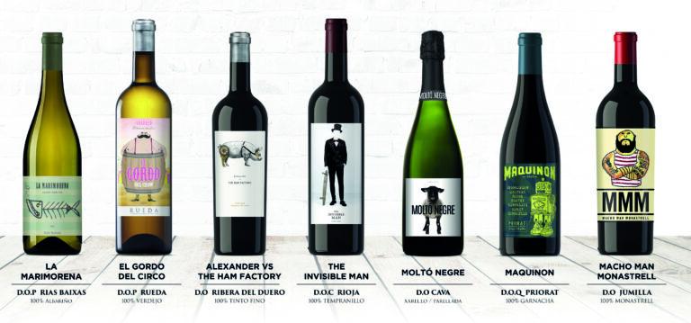 Серия вин «The Wine Gurus» от Casa Rojo
