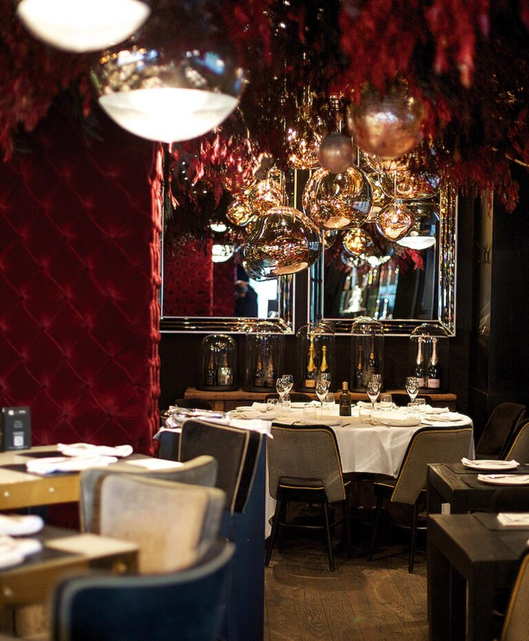 La Table Krug at El Portal is the new great dining experience