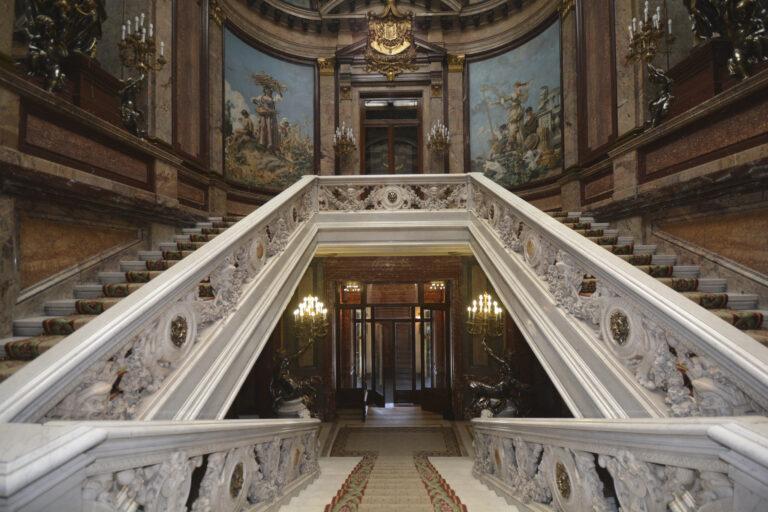 Visitar el Palacio de Linares…