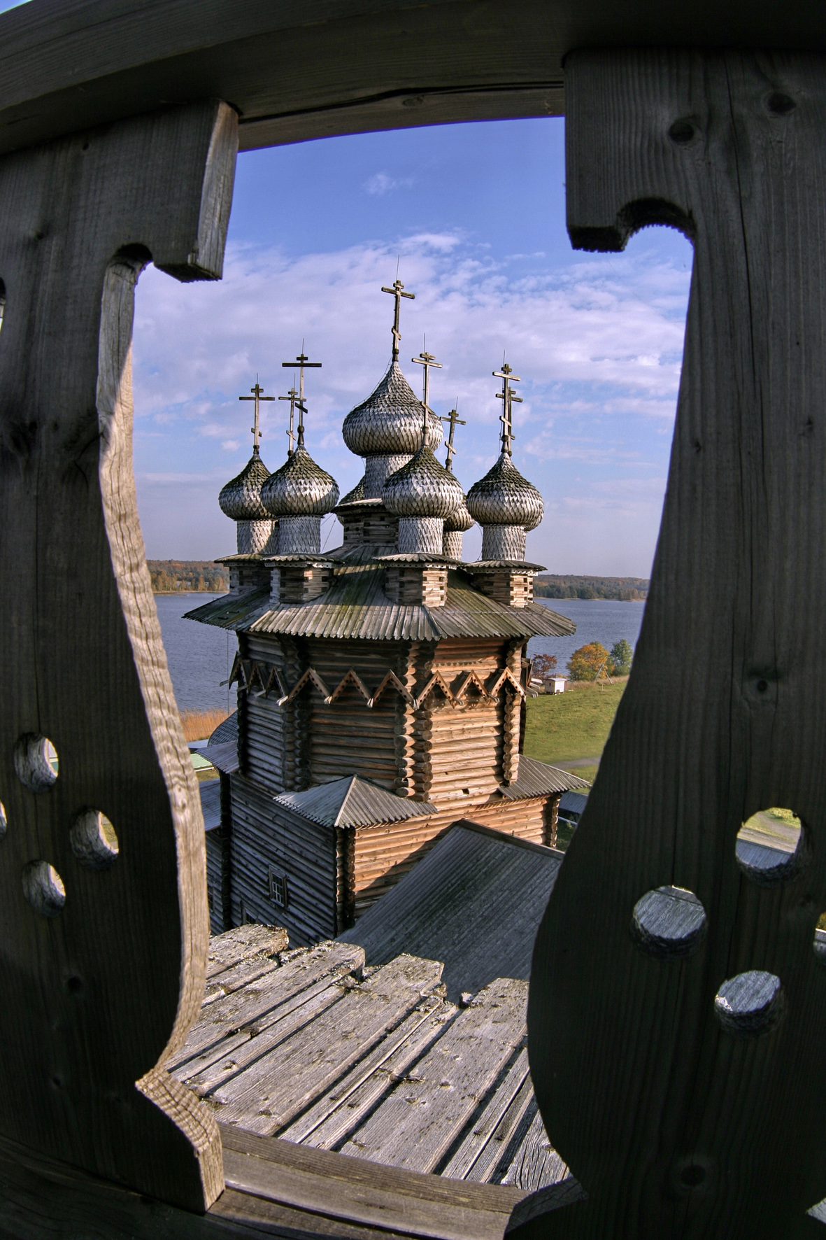 Seven reasons to see Russian wooden churches