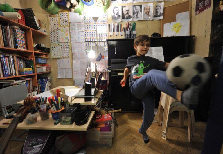 La educación en casa gana adeptos en Rusia