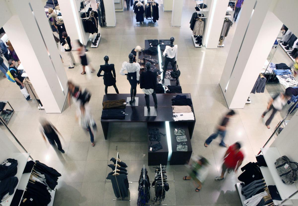 El mercado ruso atrae a las grandes marcas de moda