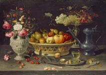 """The Art of Clara Peeters"" / Museo Nacional del Prado / Madrid"