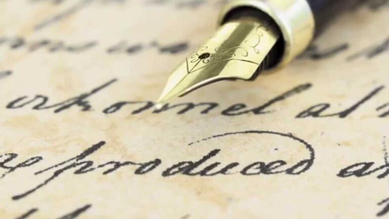 Desahógate escribiendo