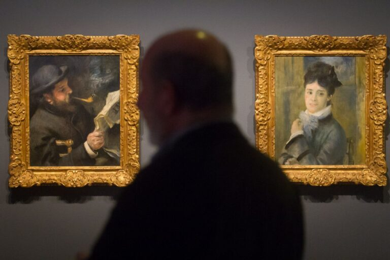 «Ренуар. Глубина чувств» / Музей Тиссена-Борнемисы / Мадрид