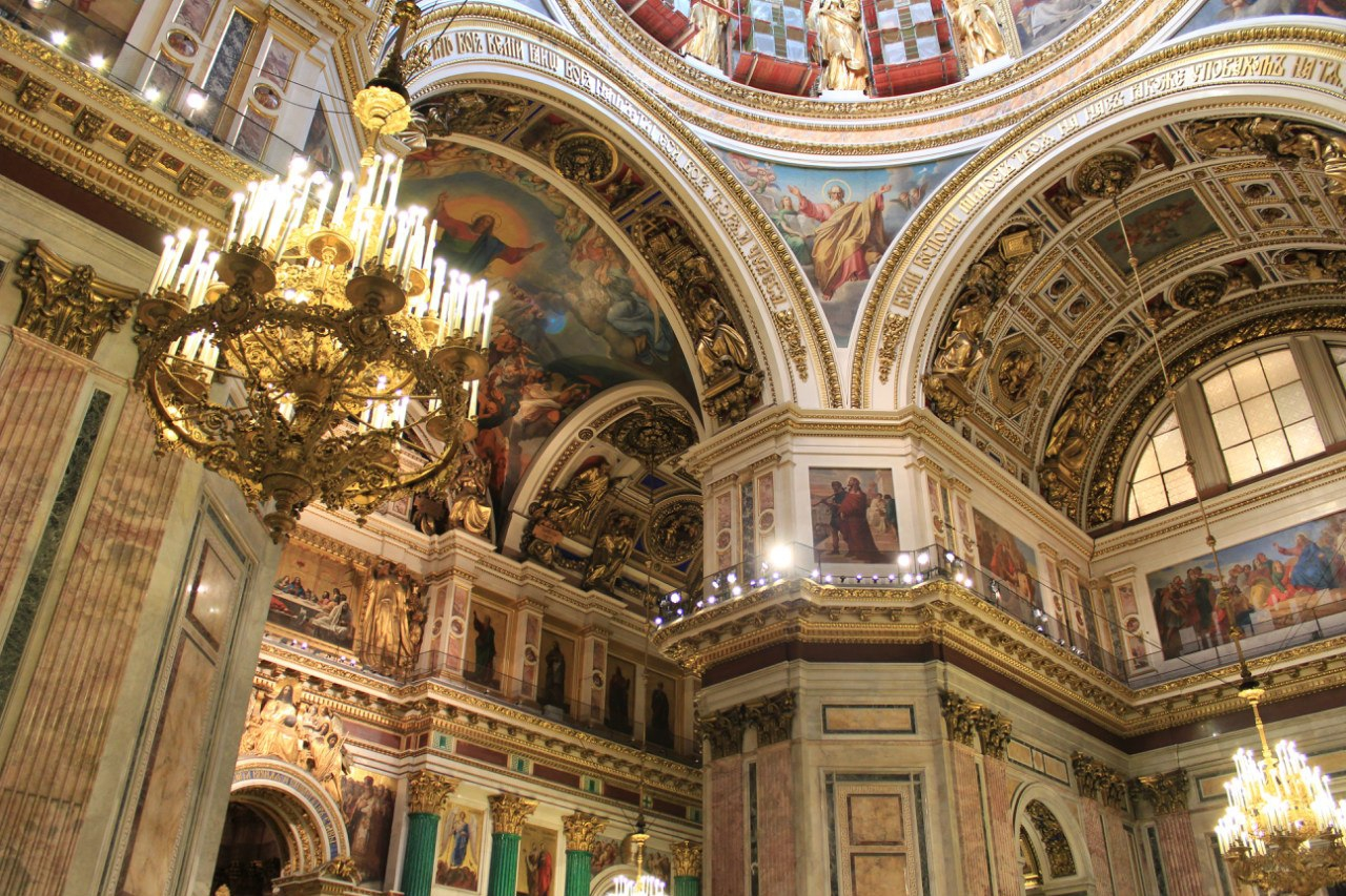 10 reasons why St. Isaac's Cathedral is a unique masterpiece