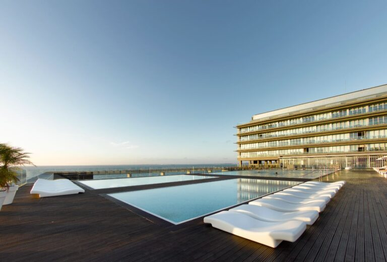 "State-run luxury hotel ""Hotel Atlántico"" in Cadiz"