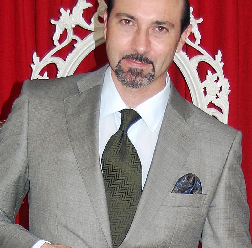 Entrevista relámpago con Alfonso López