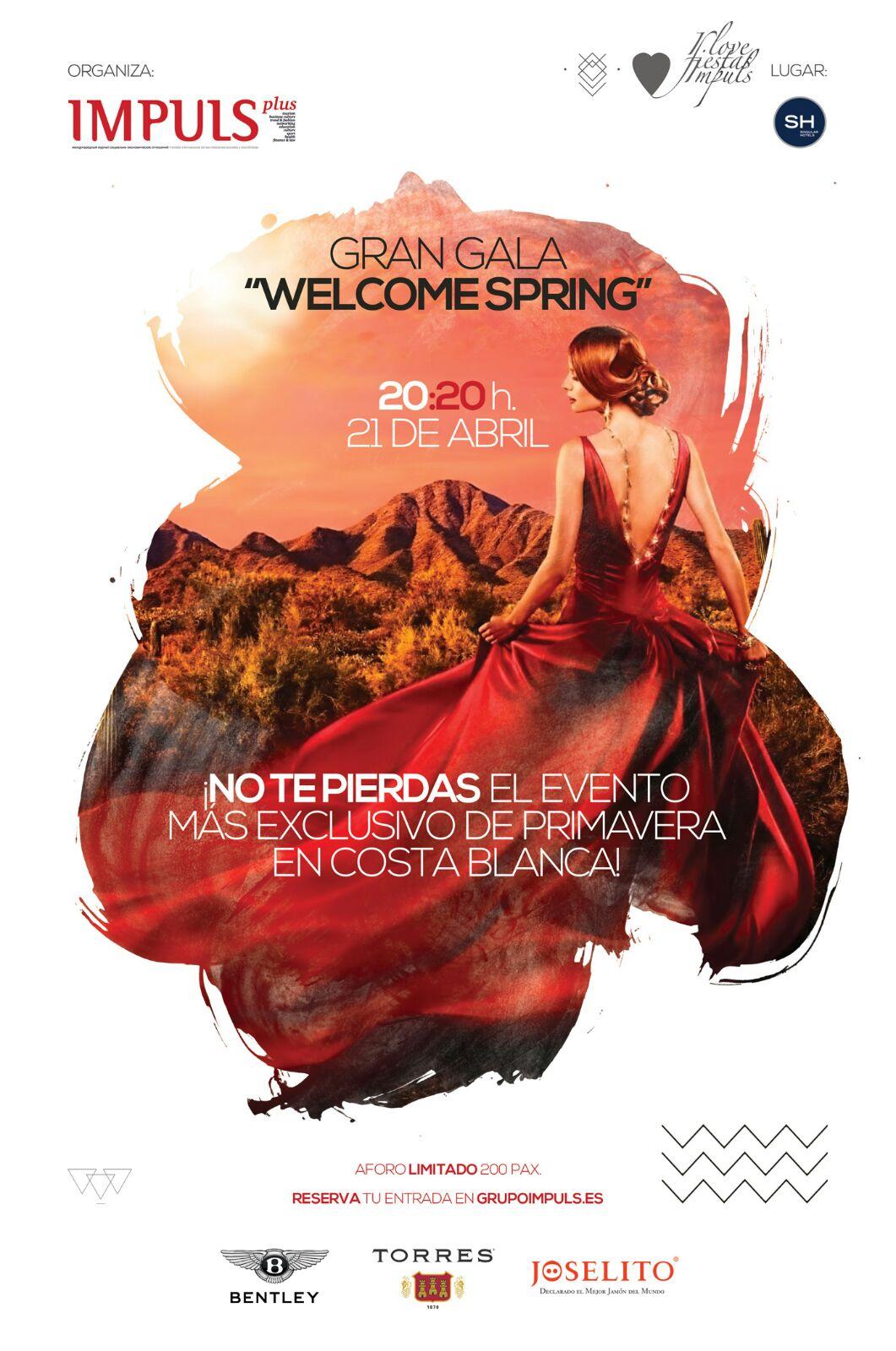 "Гала-вечер ""Welcome Spring!"""
