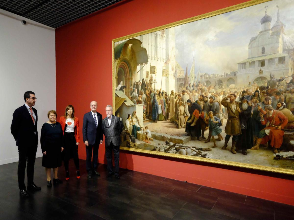 """""""La dinastía Románov"""" / Museo Ruso Málaga"""