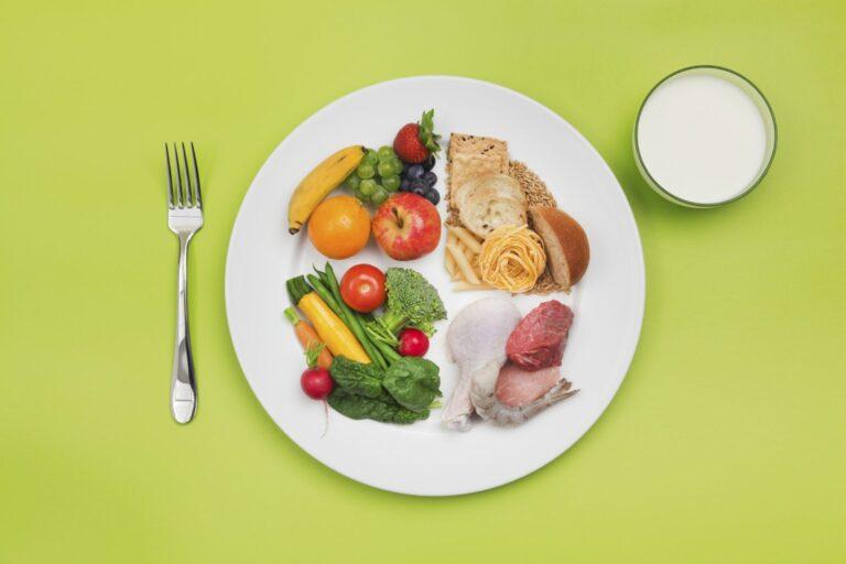 О роли здорового питания