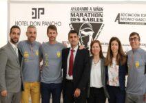 Marathon Des Sables 2017 en el hotel Don Pancho