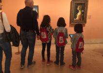 Nueva guía multimedia familiar en el Museo Thyssen-Bornemisza