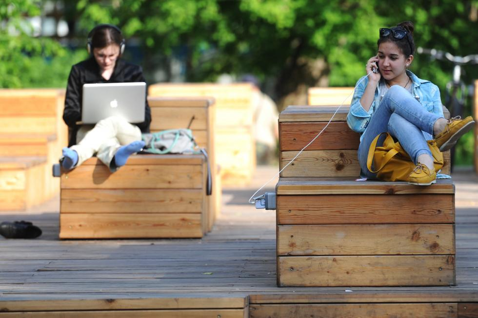 Smart Moscow: How technology transforms urban living