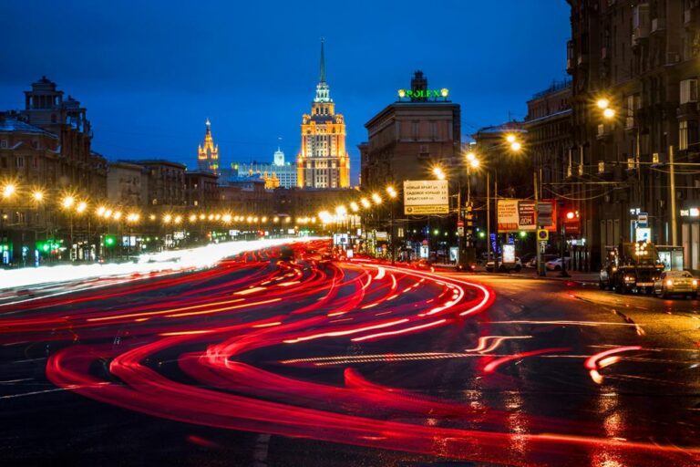 Moscú smart