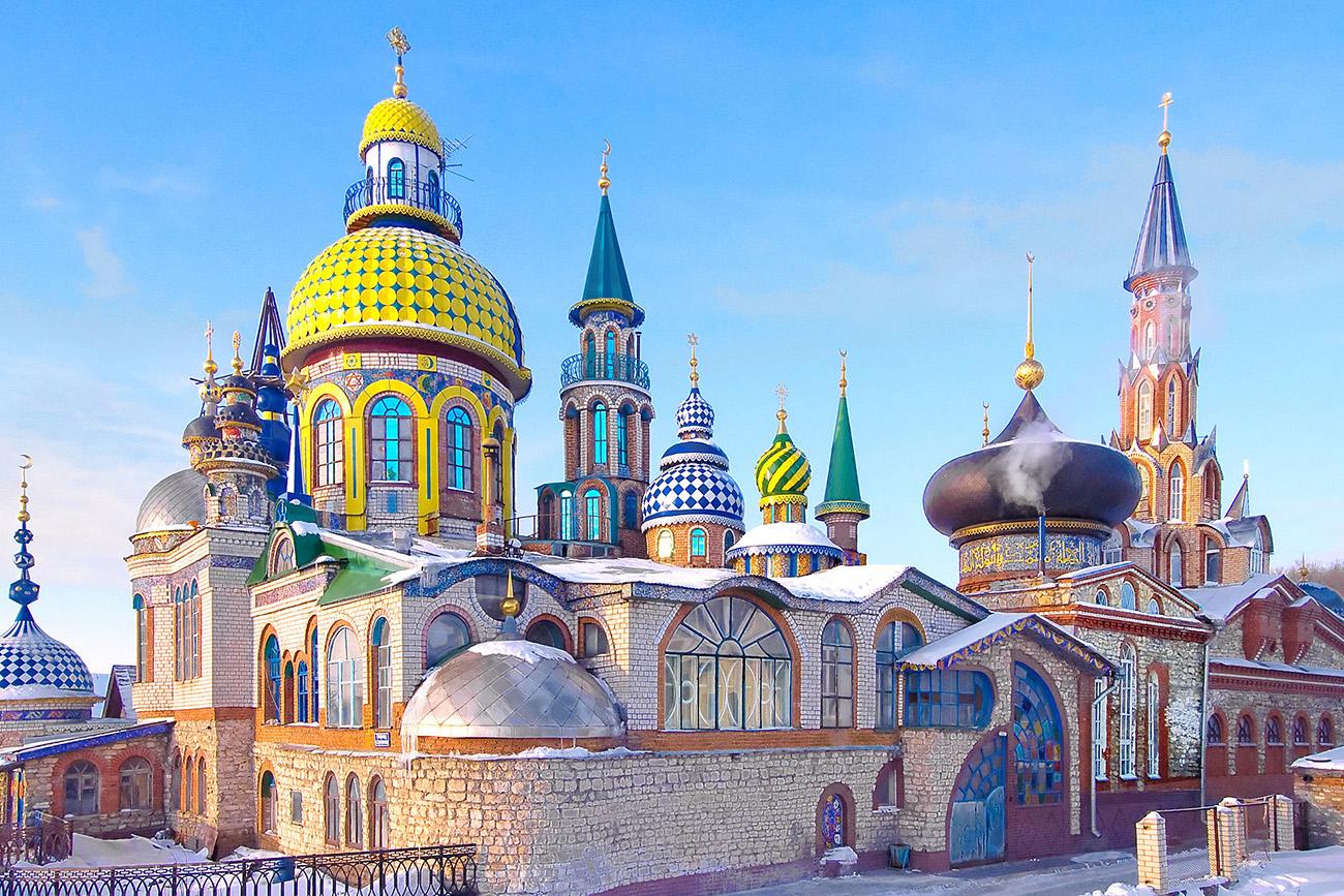6 необычных русских церквей
