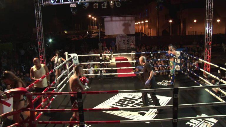 Mix Fight. ¡El evento más espectacular del año!