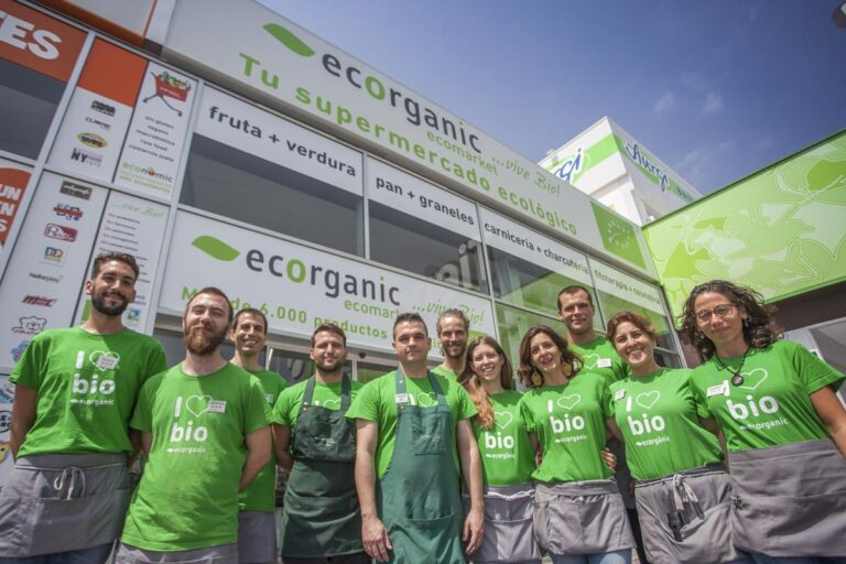 ecorganic - tu supermercado ecológico