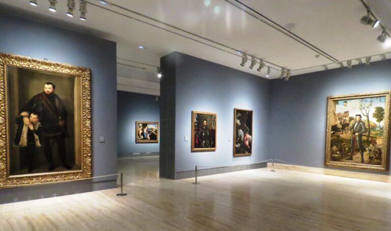 """""""El Renacimiento en Venecia. Triunfo de la belleza y destrucción de la pintura"""" / Museo Thyssen-Bornemisza / Madrid"""