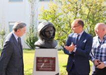 Гагарин приземлился в Университете Аликанте