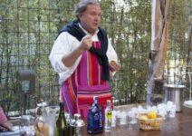 Pedro G. Mocholí y su pasión gastronómica