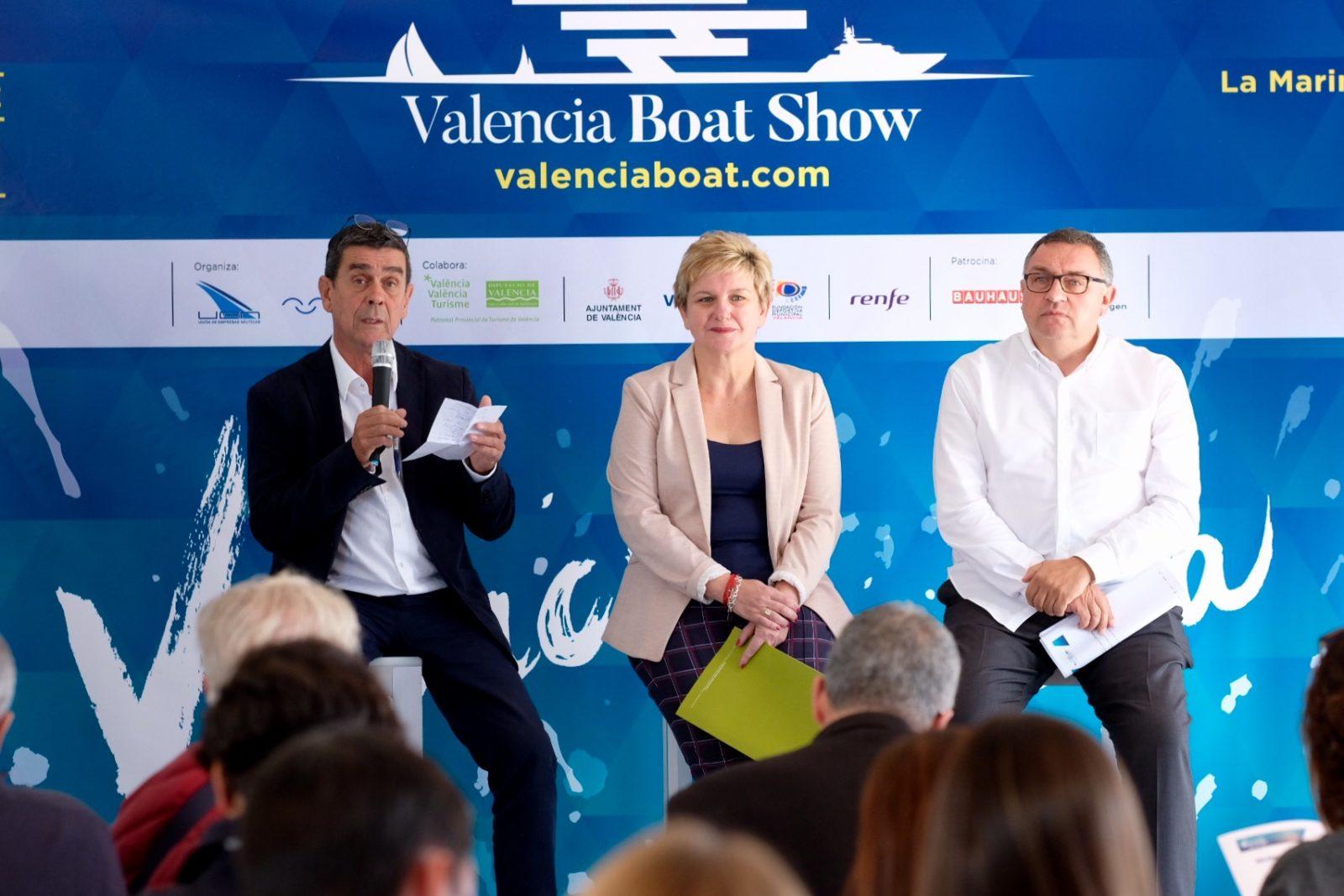El Valencia Boat Show crece y se consolida en su nueva estrategia
