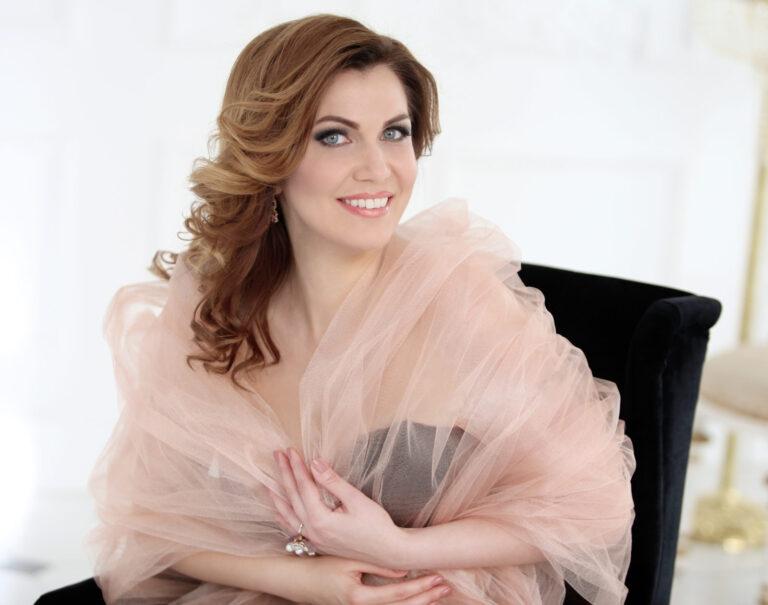Екатерина Лёхина – сопрано, удостоенное 'Грэмми'