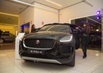 Nuevo Jaguar E-Pace llegó a las nuevas instalaciones de Mundicar