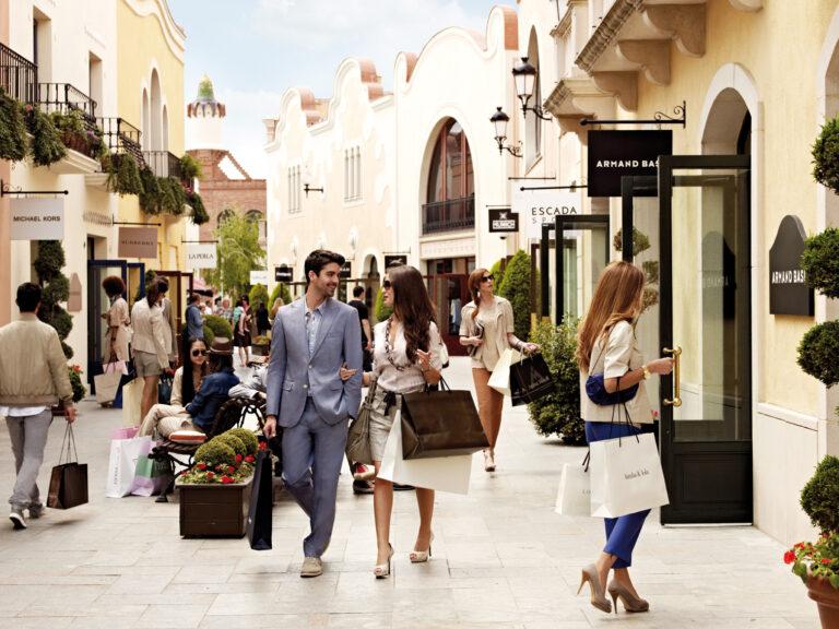 Las mejores rutas para el shopping