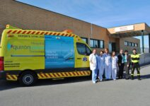 New ambulance and home healthcare service
