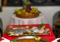 El sabor de la gastronomía calpina