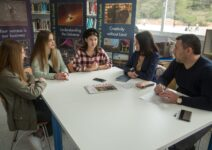 About the philosophy and boarding in LAUDE Lady Elizabeth School