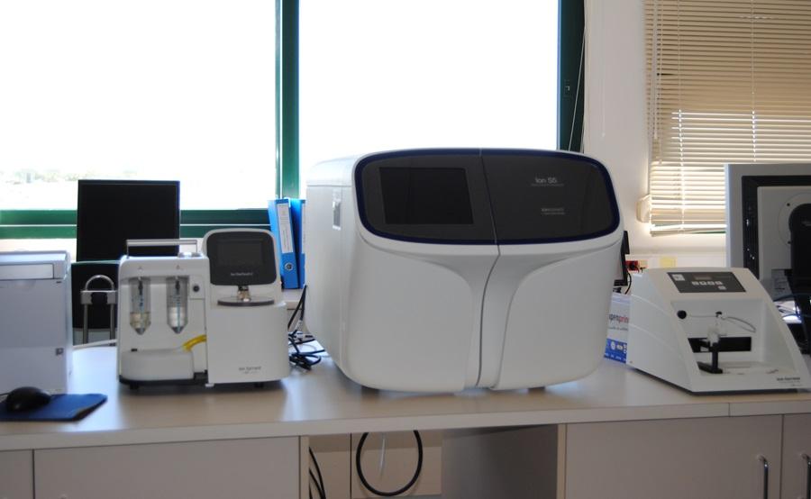 El secuenciador de nueva generación
