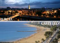 Recibe el verano en Murcia y Castellón de la mejor forma