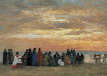 Monet/ Boudin (Museo Nacional Thyssen-Bornemisza, Madrid)