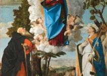 """Lorenzo Lotto. Portraits"" (Museo Nacional del Prado, Madrid)"