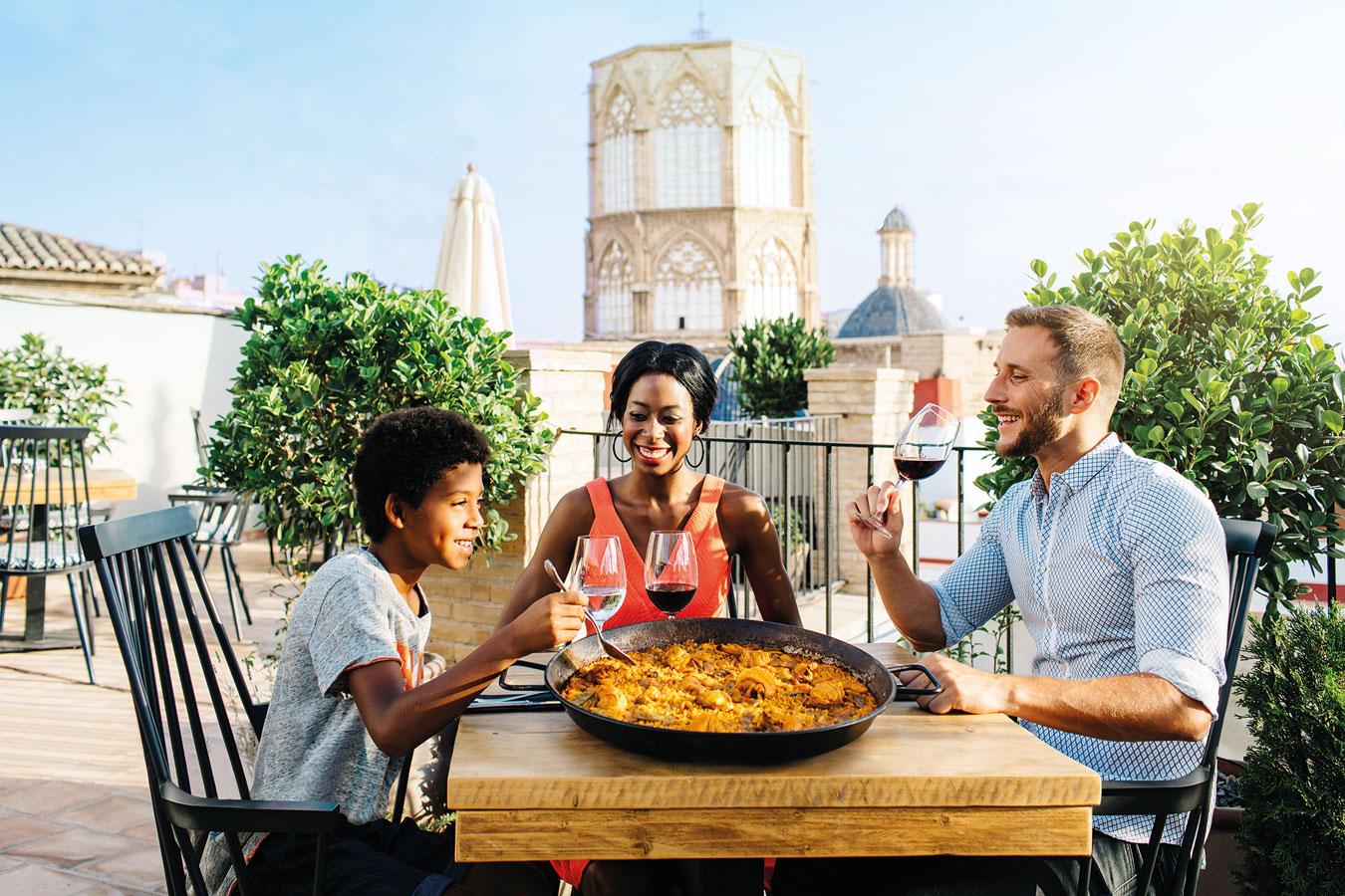 València impulsa el Día Mundial de la Paella para compartir su receta con todo el mundo
