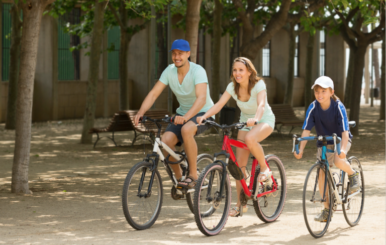 Bicycle Use reduces Heart Attack Risk