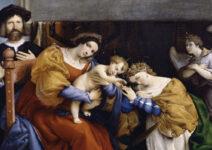"""""""Lorenzo Lotto. Retratos"""" (Museo Nacional del Prado, Madrid)"""