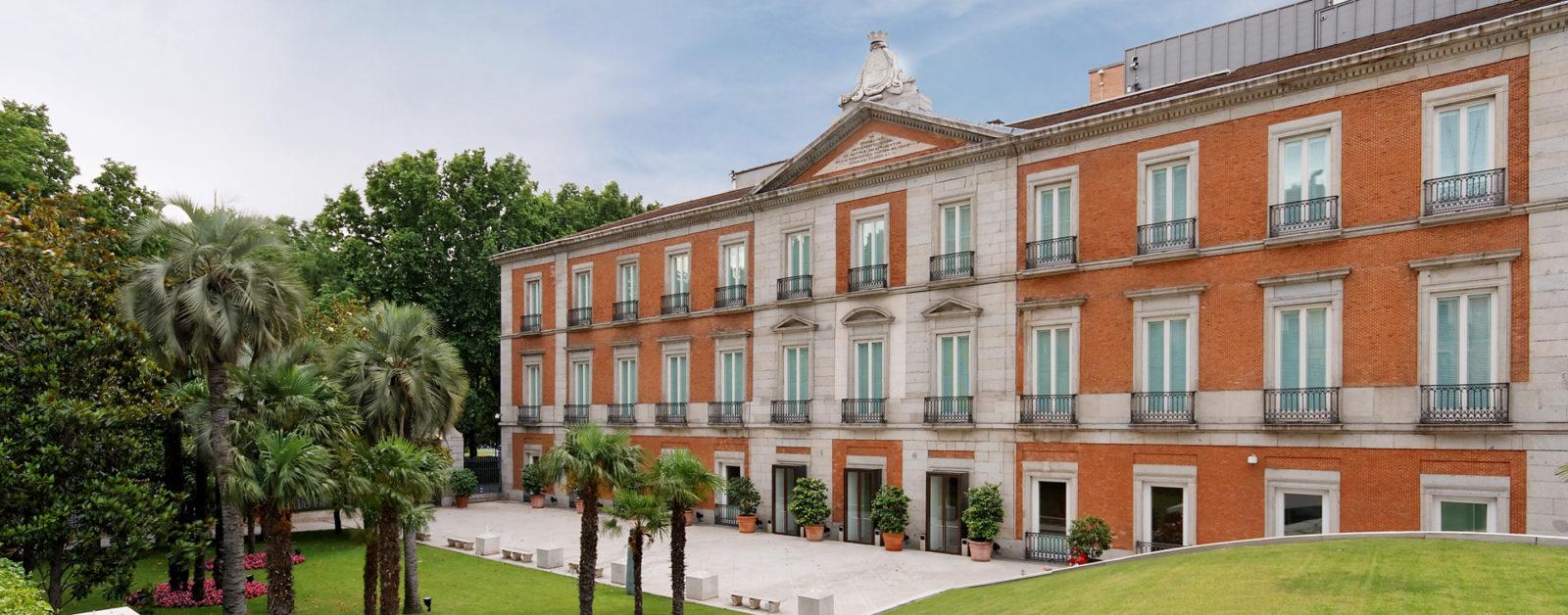 Моне/ Буден (Национальный музей Тиссена-Борнемиcы, Мадрид)