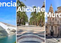 Valencia, Alicante y Murcia: las rutas culturales que no te puedes perder