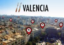 Los 10 mejores restaurantes de la Provincia de Valencia