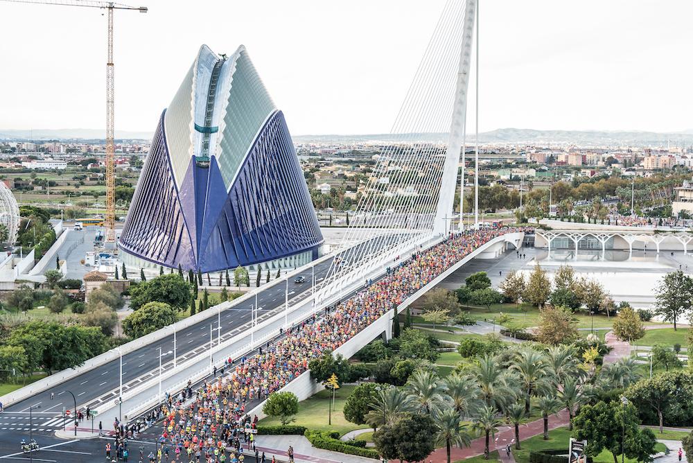 El Medio Maratón Valencia se consolida como el más rápido del mundo con la victoria de Abraham Kiptum