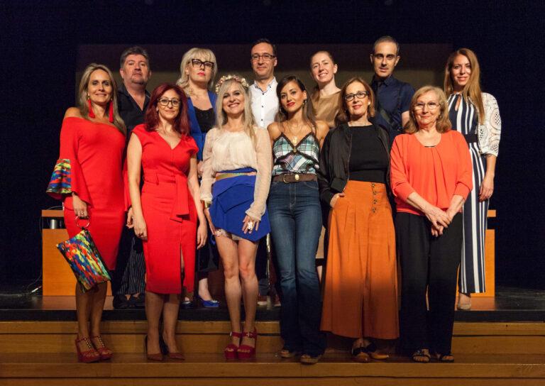 La mirada sostenible de la diseñadora María Lafuente en la IV edición de Alicante Fashion Week