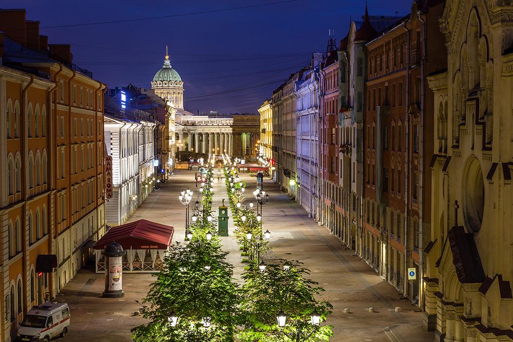 Planes para las noches blancas de San Petersburgo